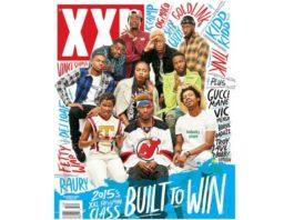 XXL 2015 Freshmen Cover