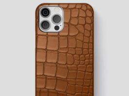 Alligator Skin iPhone Case