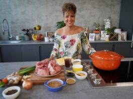Chef Bren Herrera Jamaican Style Oxtail and Brown Sugar Recipe